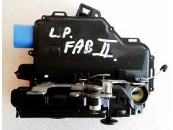 zámek dveří Fabia 2 přední levý 3B1837015