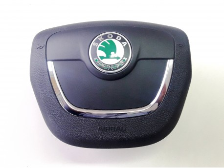 airbag řidiče Octavia 1Z0880201 AH