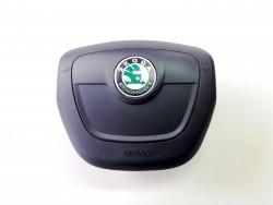 airbag řidiče Fabia II. 5J0880201H